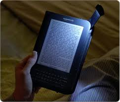Amazon Lighted Kindle Cover